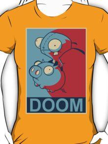 "GIR Doom- ""Hope"" Poster Parody T-Shirt"
