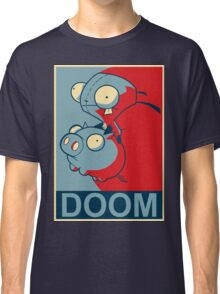 "GIR Doom- ""Hope"" Poster Parody Classic T-Shirt"