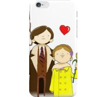 If you want to sing out sing out iPhone Case/Skin