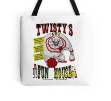Twisty's Fun House Tote Bag