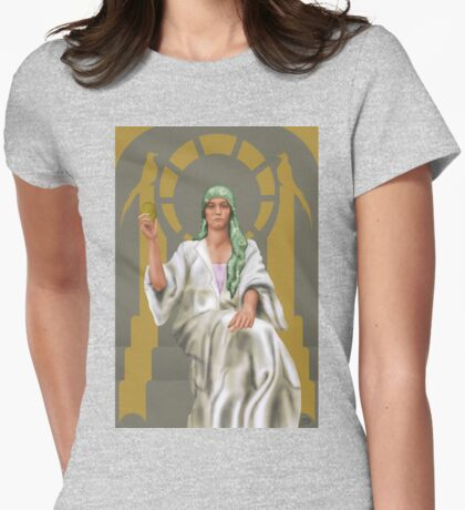 La Vie Womens Fitted T-Shirt
