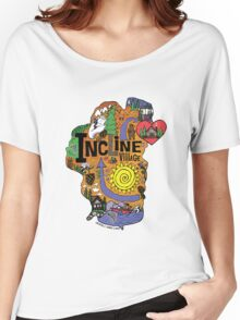 INCLINE VILLAGE Women's Relaxed Fit T-Shirt