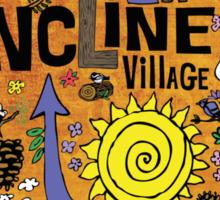 INCLINE VILLAGE Sticker