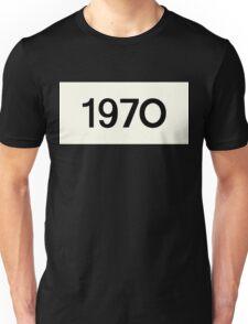 Jenna Coleman - 1970 Unisex T-Shirt