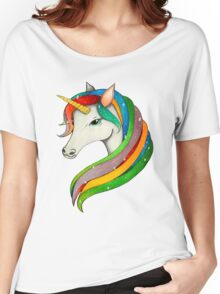 Lets Be Unicorns! Women's Relaxed Fit T-Shirt