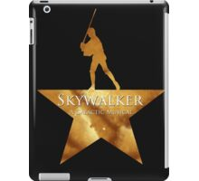 Skywalker, A Galactic Musical  iPad Case/Skin