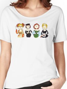 Ladies of Clue Women's Relaxed Fit T-Shirt