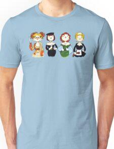 Ladies of Clue Unisex T-Shirt