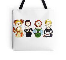 Ladies of Clue Tote Bag