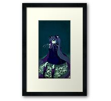 Friends of the Dead Framed Print