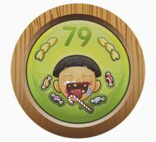 Glitch Achievement candy nommer One Piece - Short Sleeve