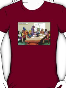 Women of the World Party T-Shirt