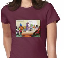 Women of the World Party Womens Fitted T-Shirt