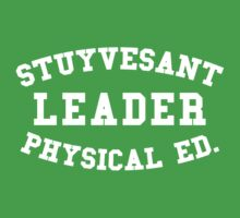 STUYVESANT LEADER PHYSICAL ED. One Piece - Short Sleeve