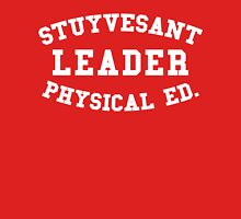 STUYVESANT LEADER PHYSICAL ED. Womens Fitted T-Shirt