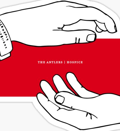 The Antlers - Hospice (Graphic) Sticker