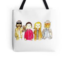 Royal Tenenbaum bought the house on Archer Avenue in the winter of his 35th year Tote Bag