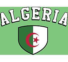 Algeria Supporters Photographic Print