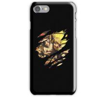 Anime Manga Shirt iPhone Case/Skin