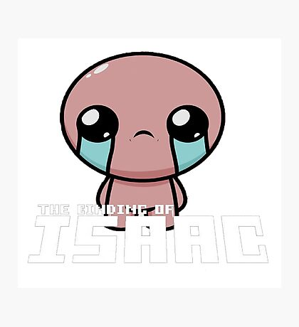 Binding of Isaac Photographic Print