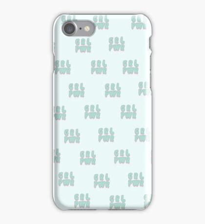 grl pwr iPhone Case/Skin