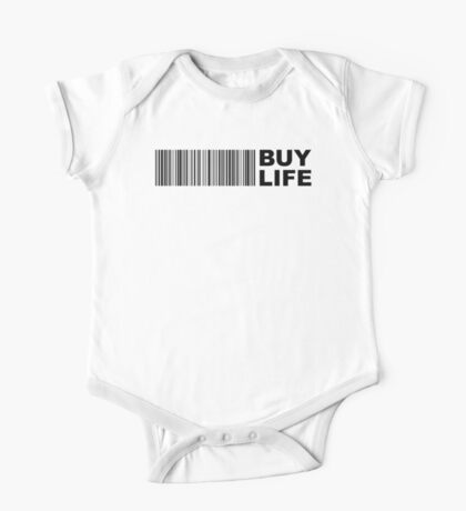Official Buy Life Tee - Keep A Child Alive Campaign One Piece - Short Sleeve