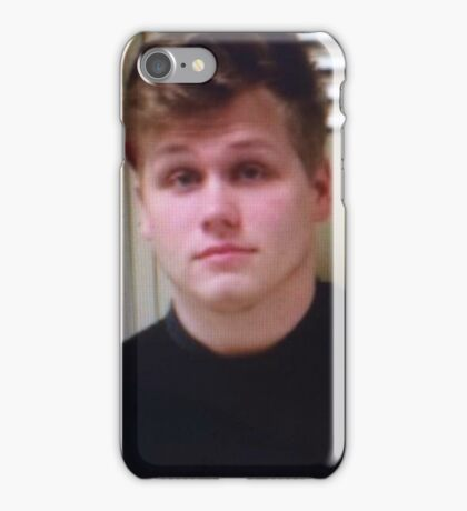 Justin Taylor iPhone Case/Skin