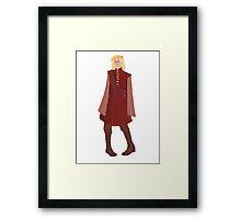 Joffrey Baratheon - ASOIAF  Framed Print