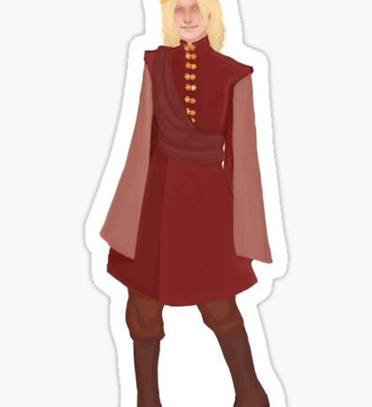 Joffrey Baratheon - ASOIAF  Sticker