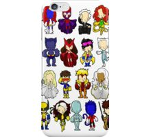 X MEN GROUP  iPhone Case/Skin