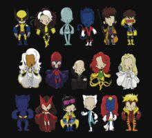 X MEN GROUP  Kids Clothes
