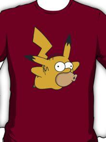 Pikachu x Homer T-Shirt