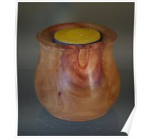 Eucalyptus Candle holder Poster