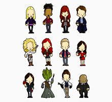 Doctors Companions and friends T-Shirt
