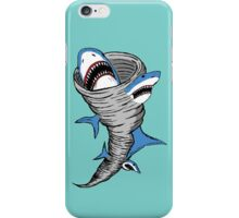 Shark Tornado iPhone Case/Skin