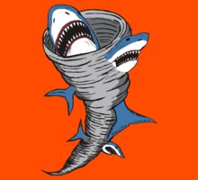 Shark Tornado Kids Clothes