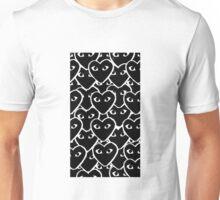 Monogram Comme Des Garcon Black Unisex T-Shirt