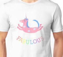 Fabulous Unicorn Unisex T-Shirt