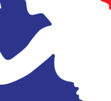 Major League Slayer Sticker