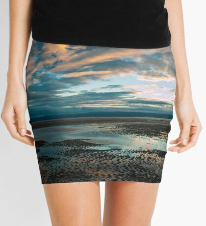 West Kirby Sunset Mini Skirt