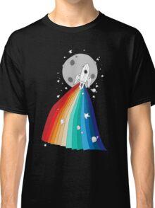 Pride Rocket T-shirt Classique