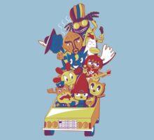 Parappa the Roadtrip T-Shirt