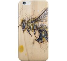Bee #5 iPhone Case/Skin