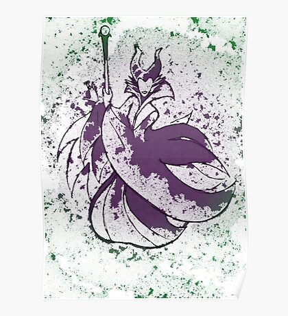 The Evil Fairy Poster