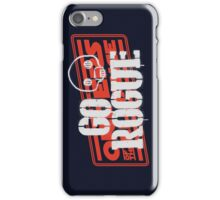 Go Rogue iPhone Case/Skin