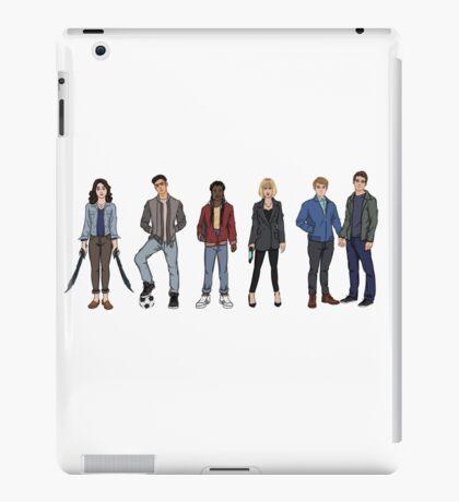 CLASS (Plain) iPad Case/Skin