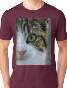 Kitty Kat.  Unisex T-Shirt