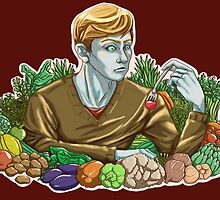 Kieren and Vegetables by inogart