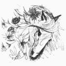 LittleTScribble#17/1 by Astrid Strahm