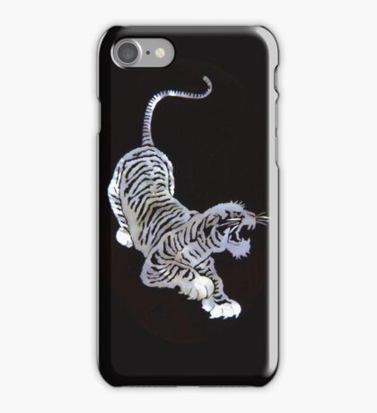 Pearl Tiger iPhone Case/Skin
